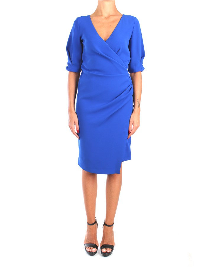 Simona Corsellini Dress Radiant blue