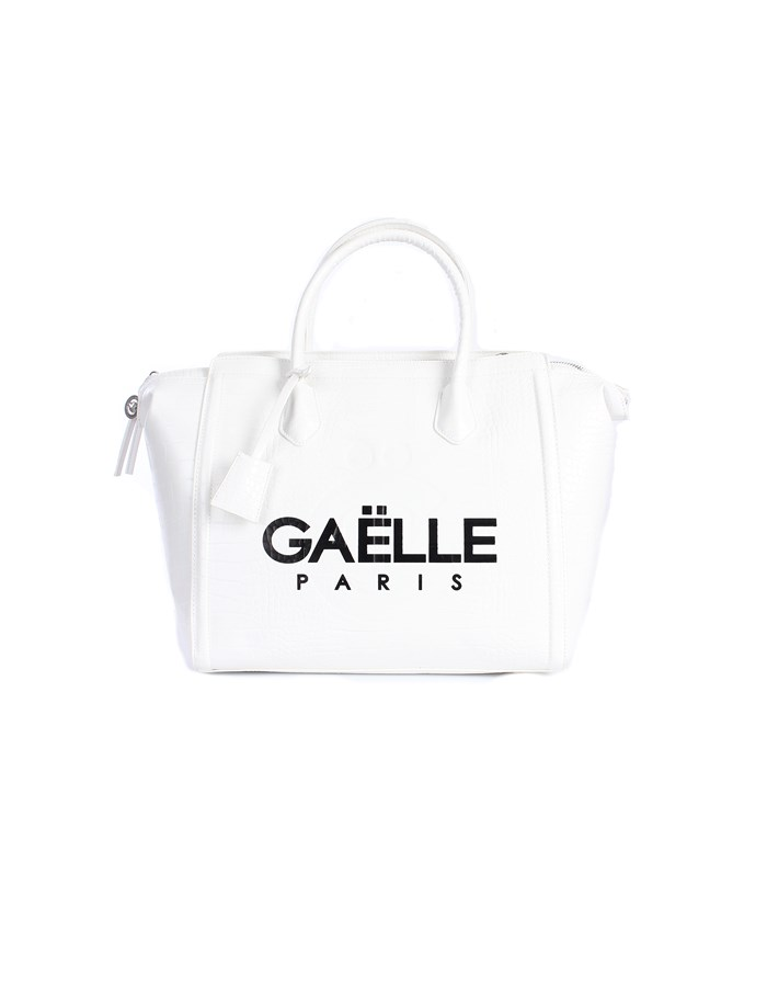 Gaelle Paris By hand Beige and yellow white