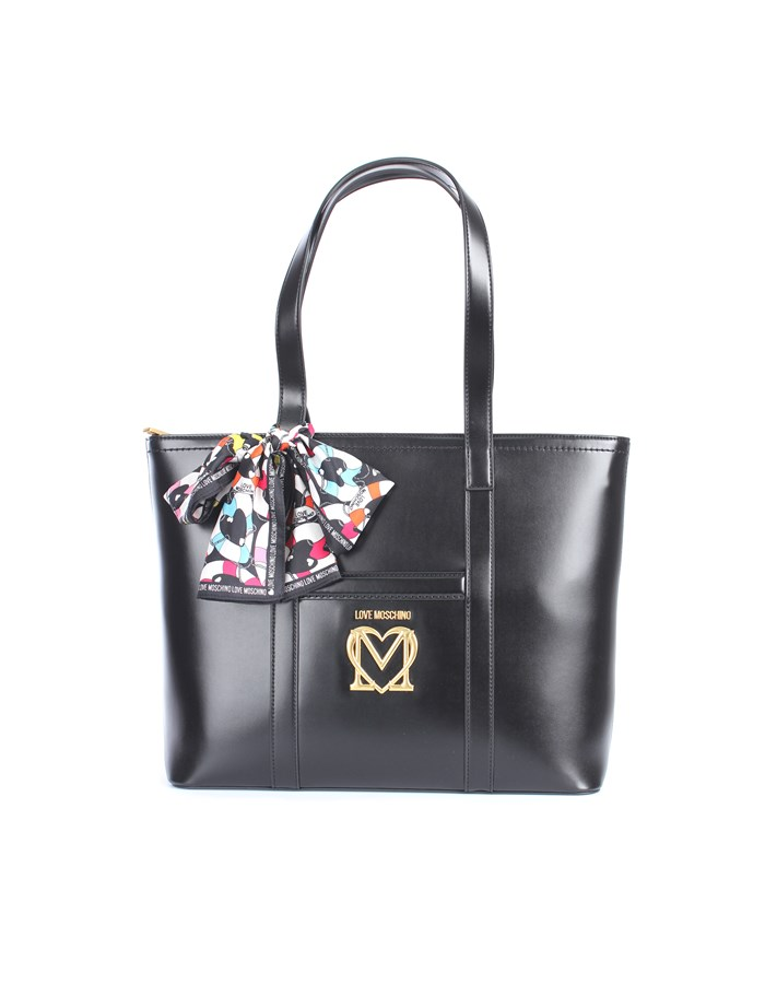 Love Moschino Accessori Shopping Black