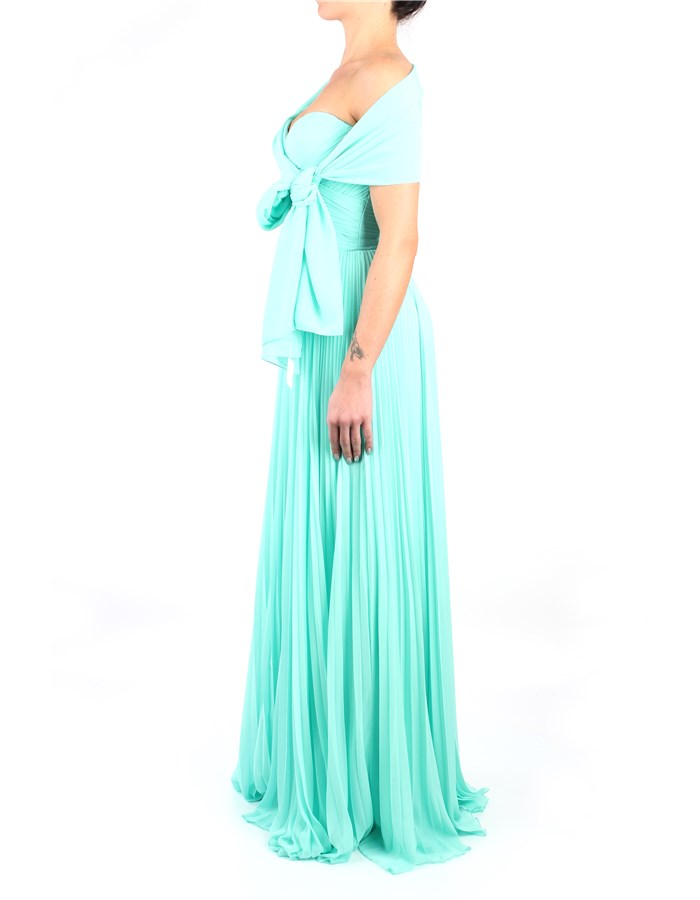 Pronovias Dress Aqua sea
