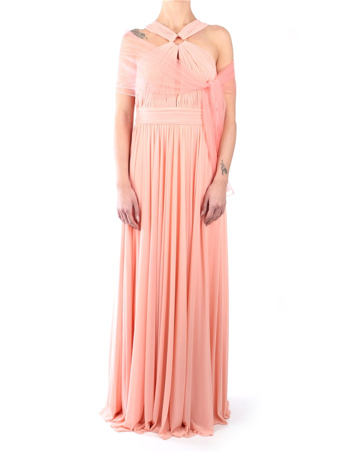 Impero Dress Rose
