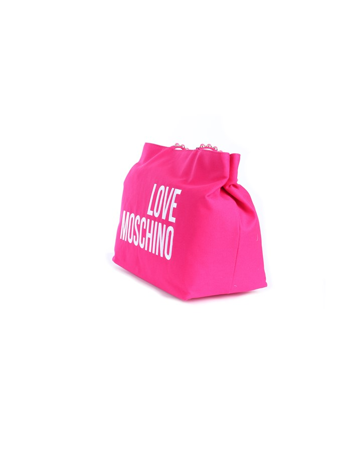 Love Moschino Accessori Shopping fuchsia