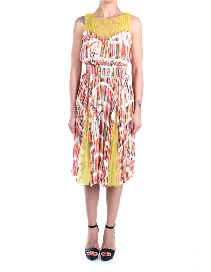 Elisabetta Franchi Dress Multicolor