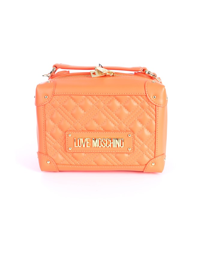 Love Moschino Accessori Shoulder straps & Messenger Orange