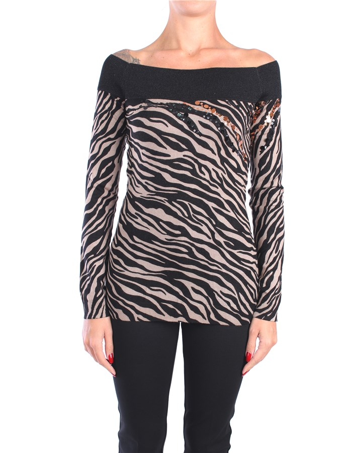 Liu Jo knitwear Knitted animal Print
