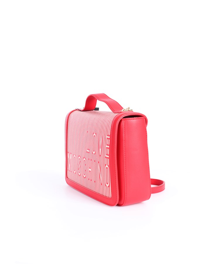 Love Moschino Accessori Shoulder straps & Messenger Canvas / red