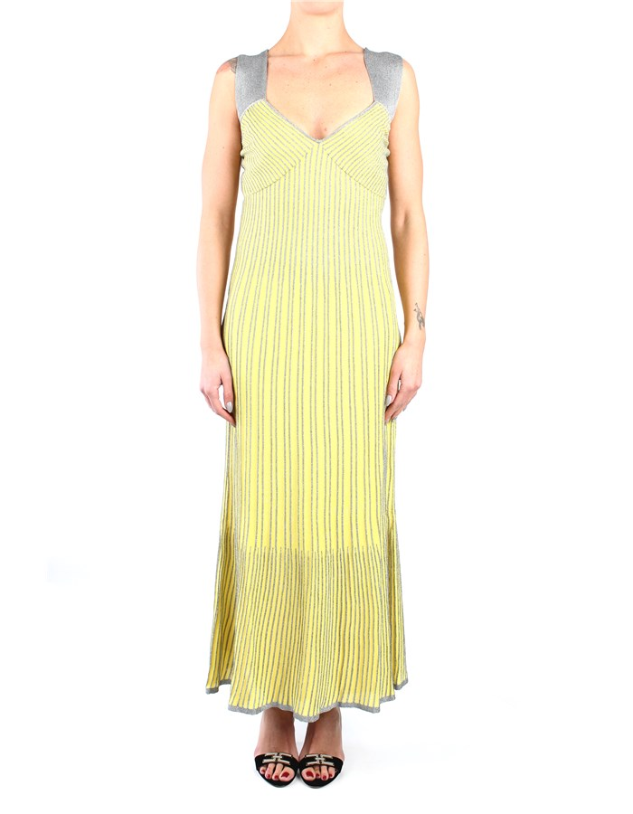Missoni Dress Yellow
