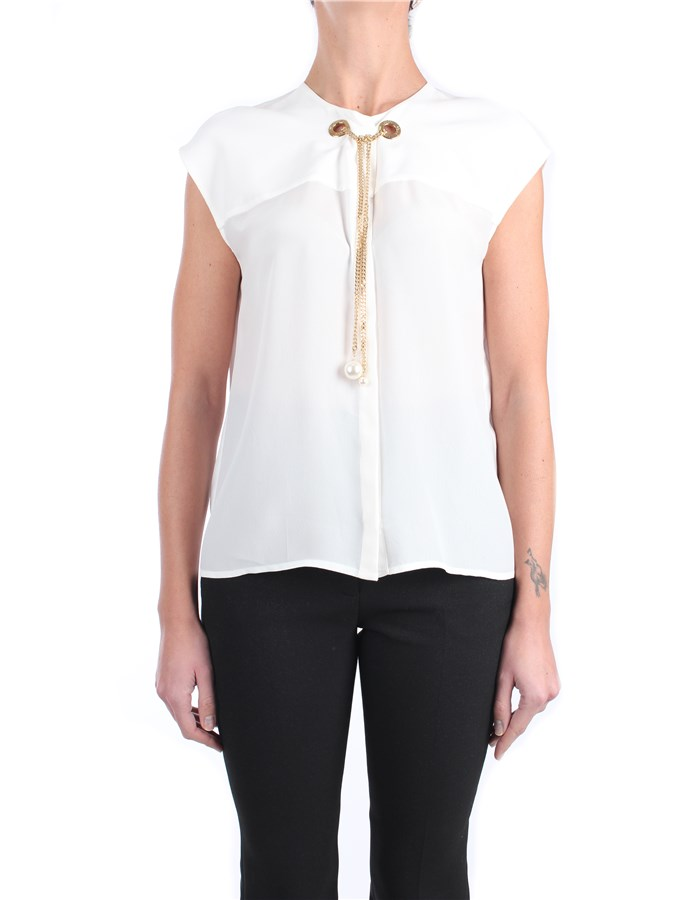 Liu Jo Collection Blouses CA1233 T5888 White