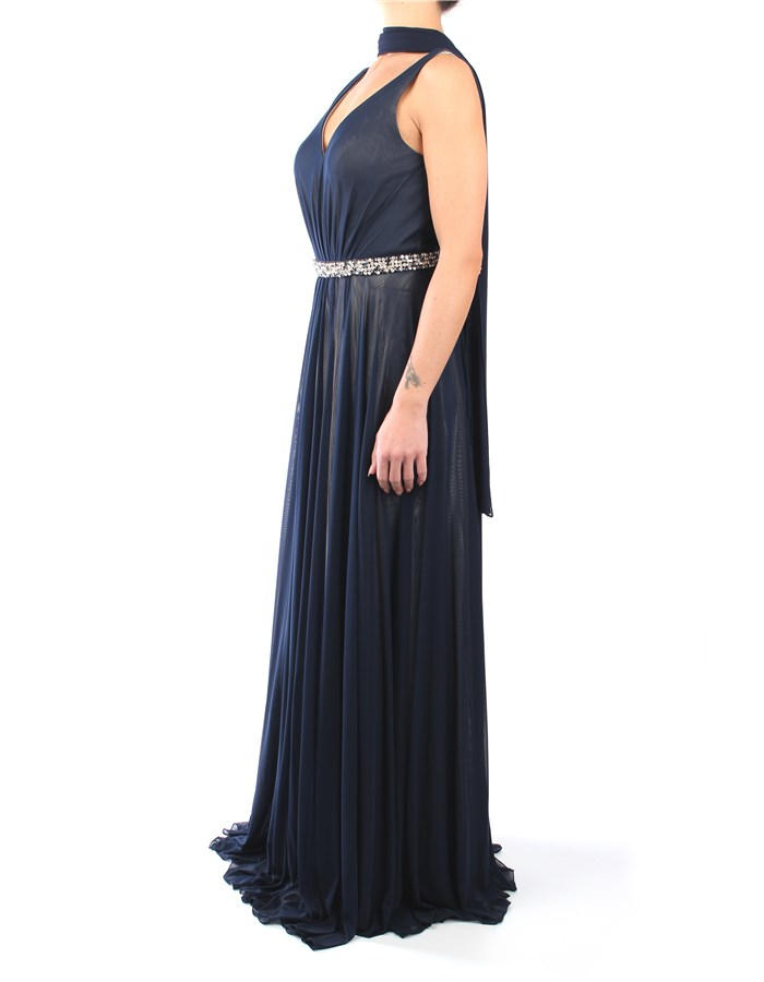 Impero Dress Blue