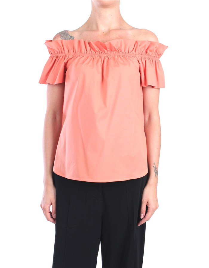 Beatrice B. Blouses Antique pink