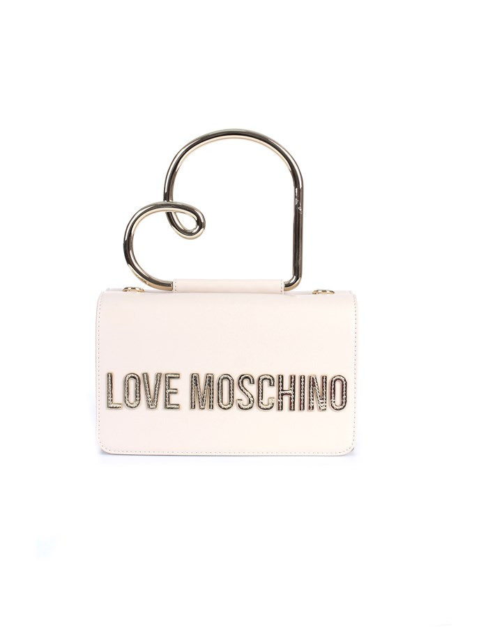 Love Moschino Accessori By hand Ivory