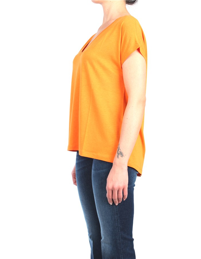 Absolut cashmere T-shirt Orange