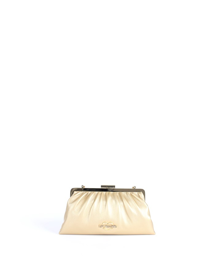 Love Moschino Accessori Clutch Gold
