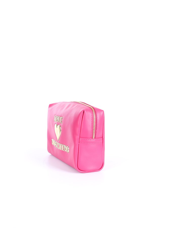 Love Moschino Accessori Beauty bags fuchsia