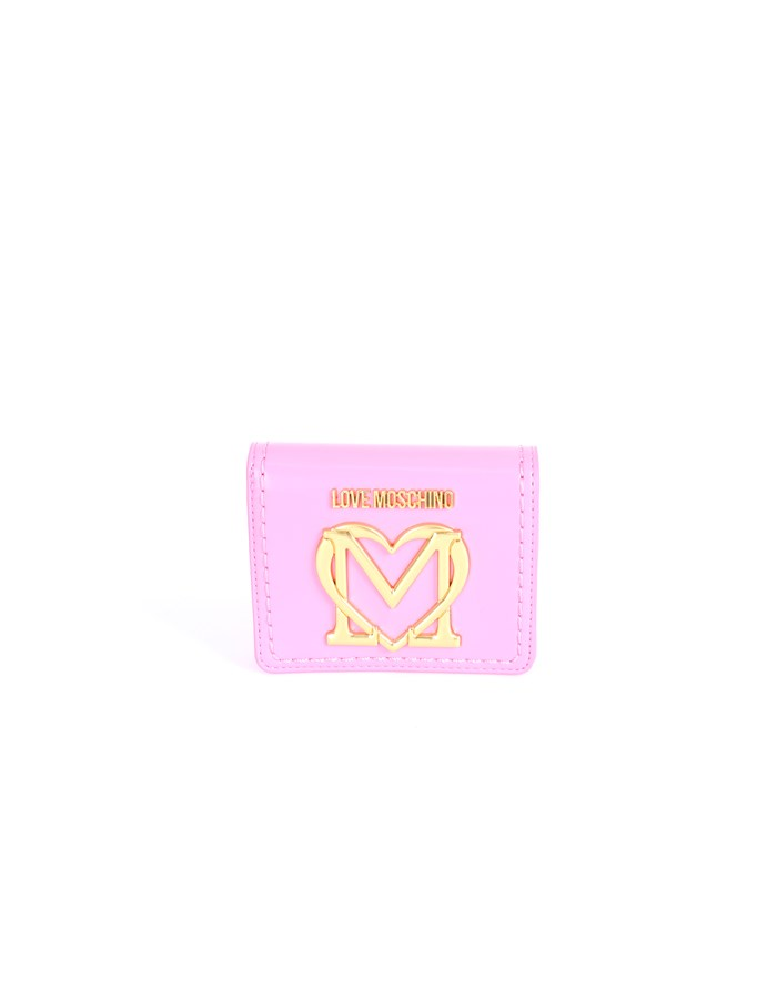 Love Moschino Accessori Wallets Rose