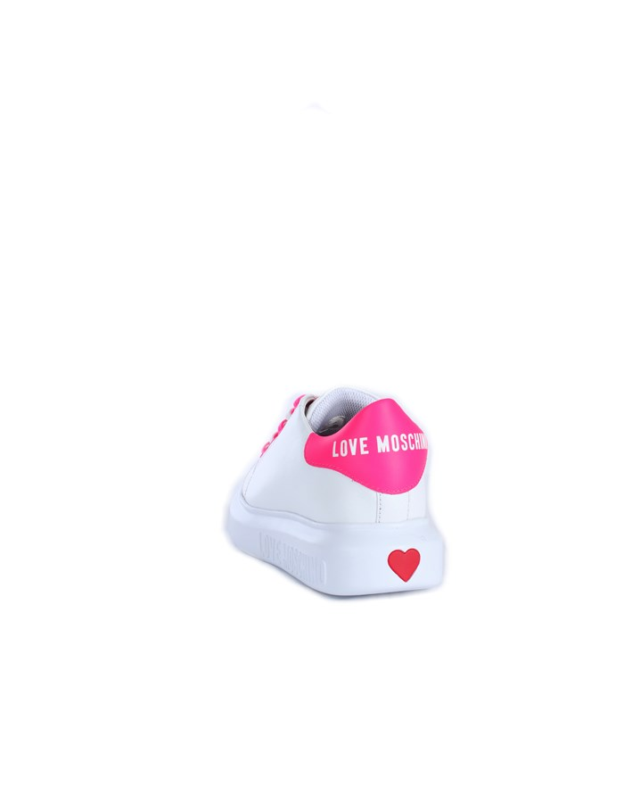 Love Moschino Shoes low fuchsia