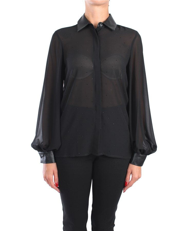 Liu Jo Collection Shirt Black