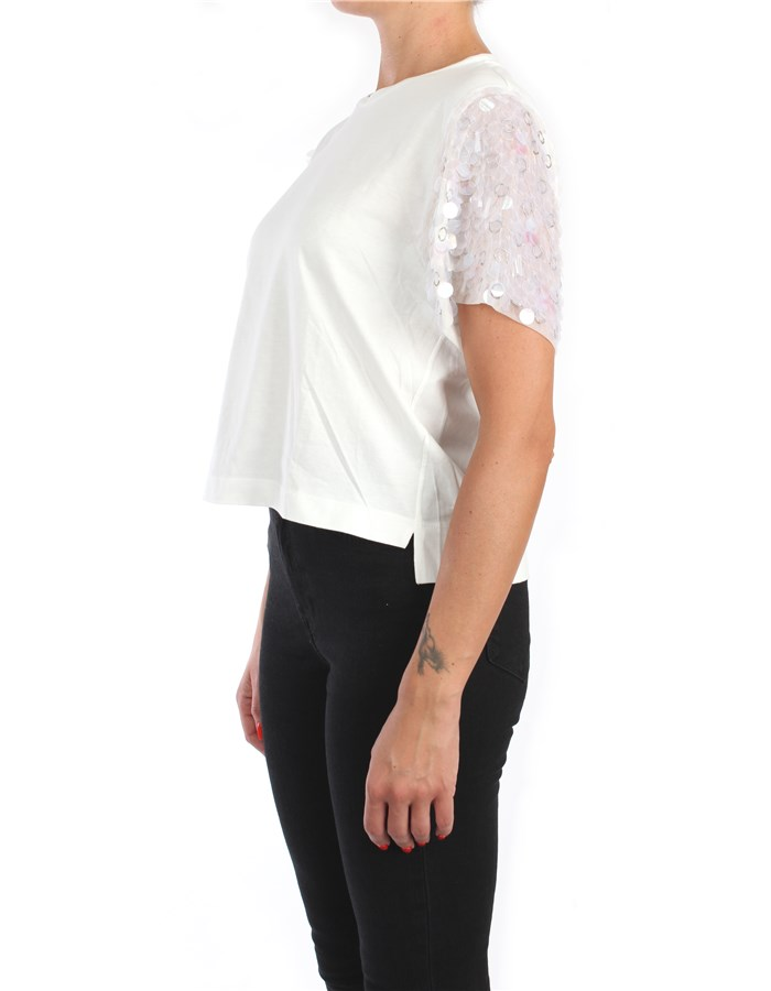 Pinko Short sleeve White