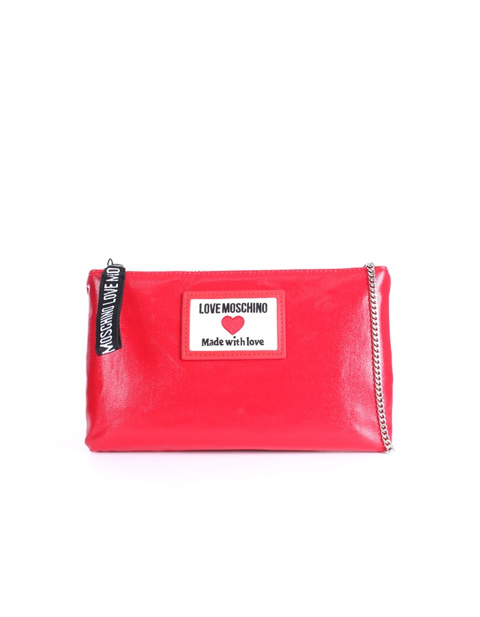Love Moschino Accessori Clutch Red