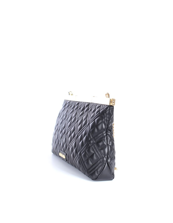 Love Moschino Accessori Clutch Black