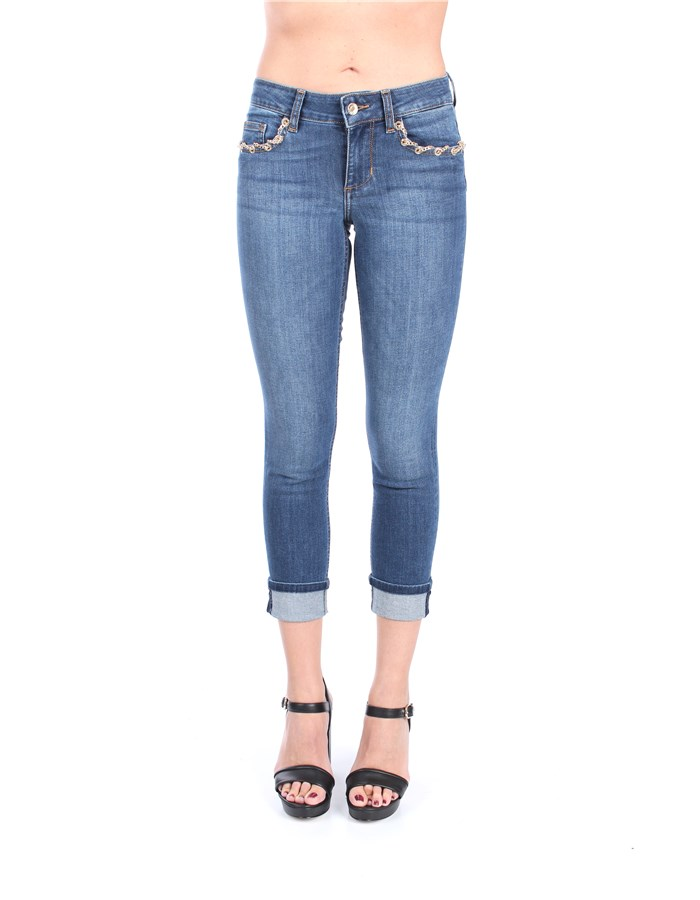 Liu Jo Denim Skinny Den blue