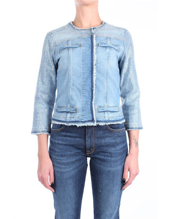 Liu Jo Denim Denim Den blue