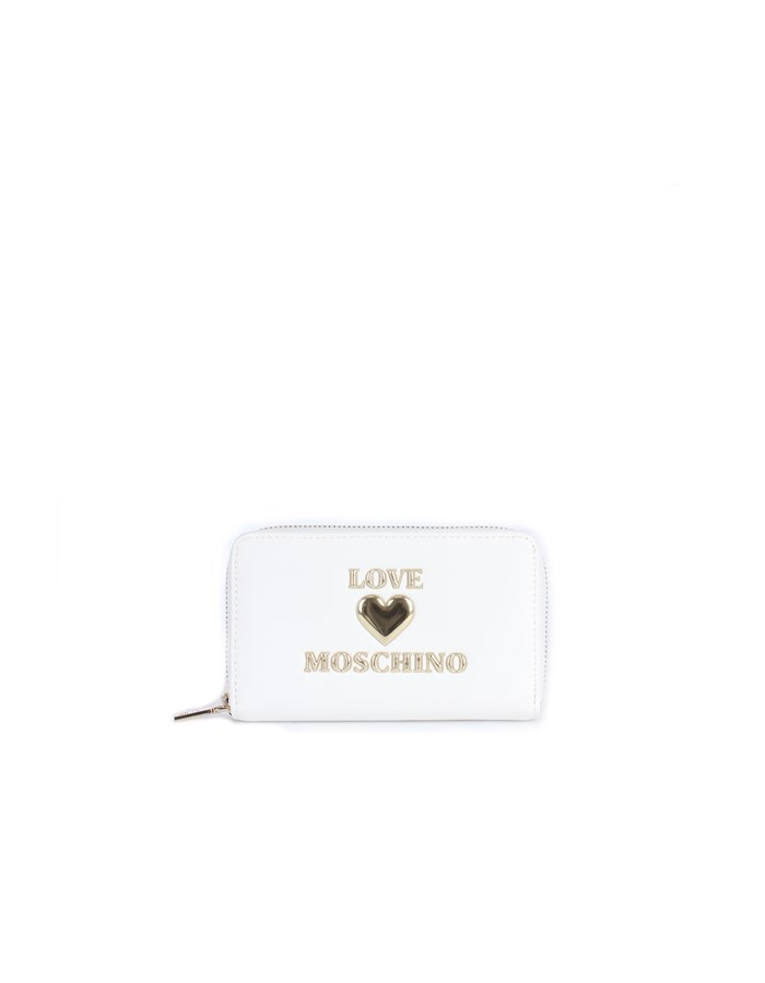 Love Moschino Accessori Wallets White