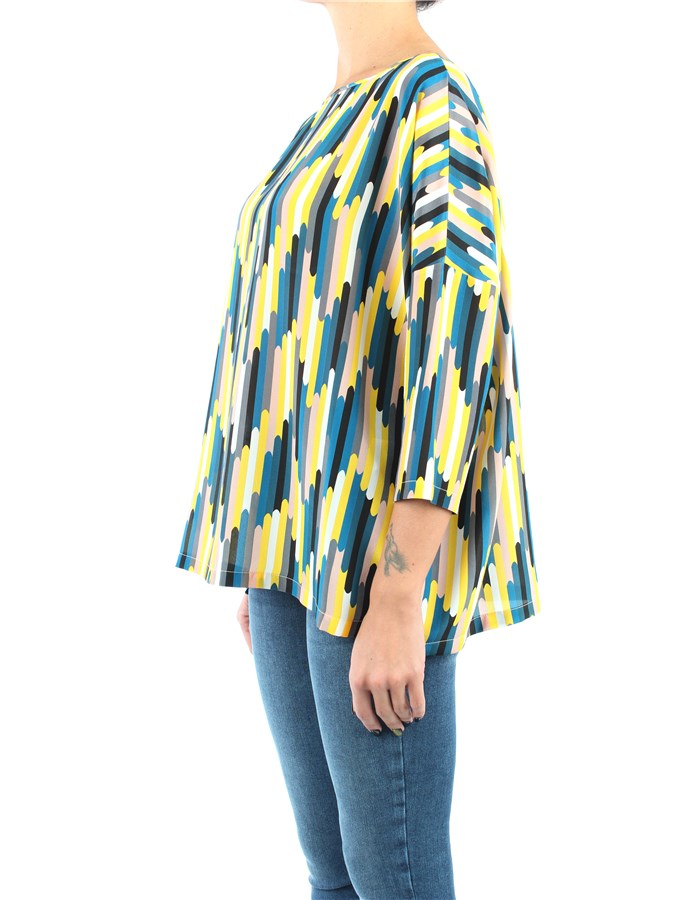 Missoni Blouses Blue