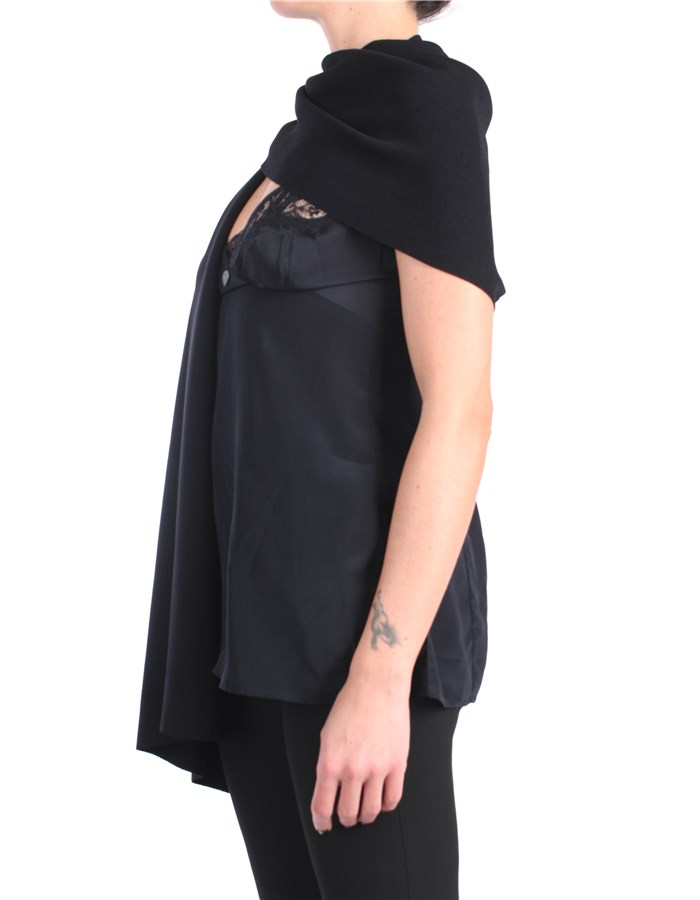 Liviana Conti Shrug Black