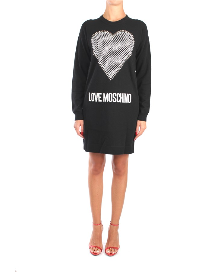Love Moschino Short Black