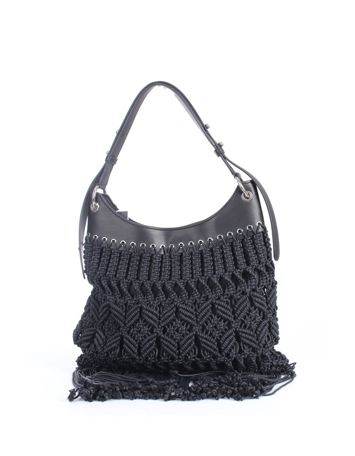 La Carrie Shoulder Strap Black