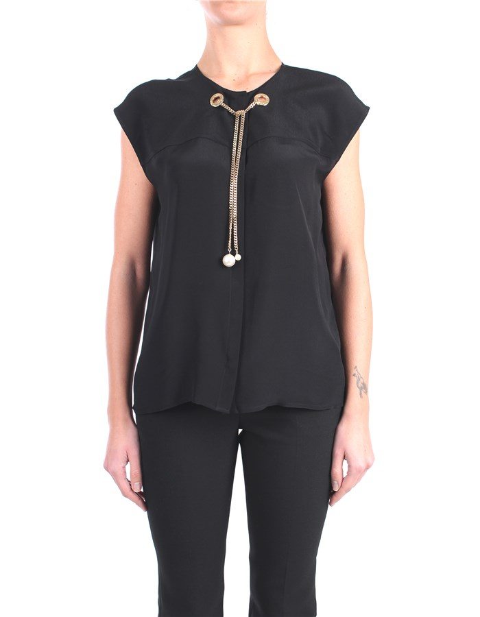 Liu Jo Collection Blouses CA1233 T5888 Black