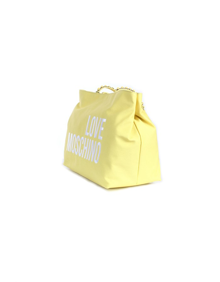 Love Moschino Accessori Shopping Yellow