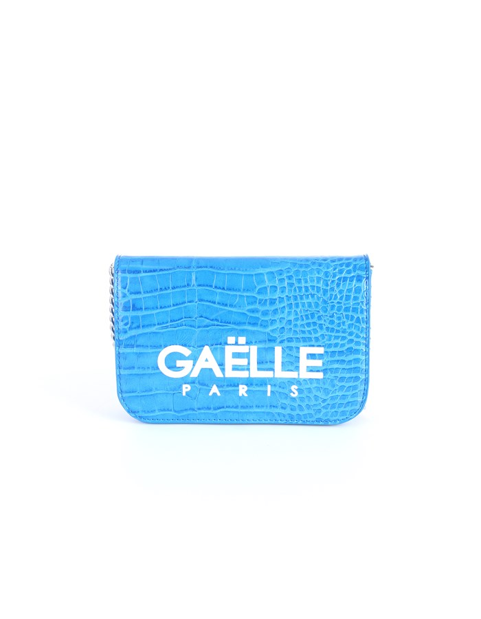 Gaelle Paris Shoulder straps & Messenger Blue